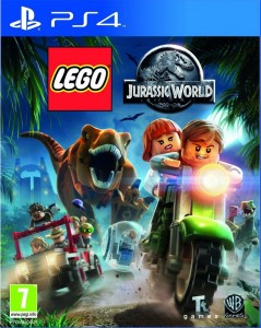 PS4 Lego Jurassic World PL