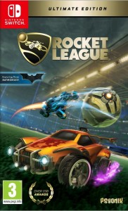 SWITCH Rocket League Ultimate Edition PL