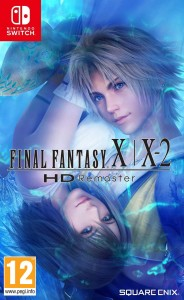 SWITCH Final Fantasy X/X-2 HD Remastered