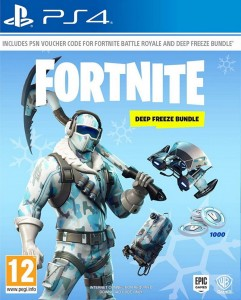 PS4 Fortnite Deep Freeze Bundle PL