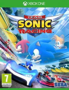 XONE Team Sonic Racing PL