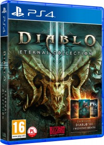 PS4 Diablo III Eternal Collection PL
