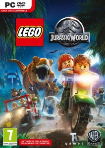Lego Jurassic World PL