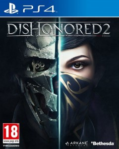 PS4 Dishonored 2 PL + DLC